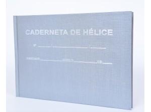 Caderneta de Hélice