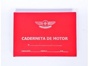 Caderneta de Motor