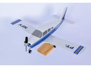 Maquete do avião Corrisco