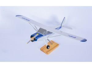 Maquete do avião Paulistinha CAP-4