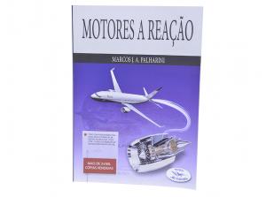 Livro Motores a Reação de Marcos J. A. Palharini